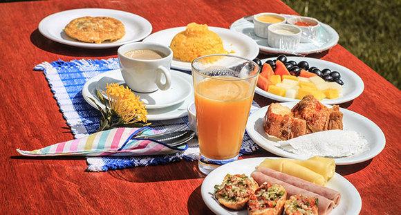2 diárias para 2 pessoas com café da manhã incluso na Pousada Angels