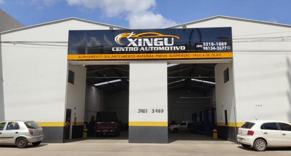 1 Alinhamento + 4 Balanceamentos no Xingu Centro Automotivo