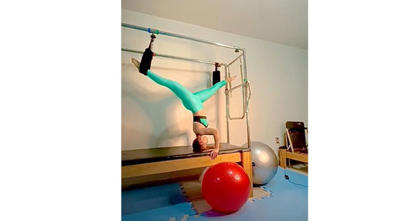 1 mês de Pilates (2x por semana) na Integrar Espaço Terapêutico