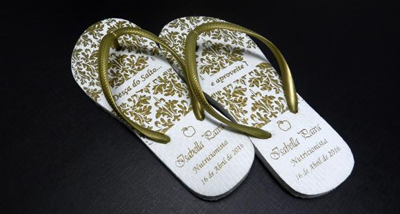 a1d4ee77ee 10 Pares de sandálias personalizadas (tam  33 ao 42)! - Ofertas em ...