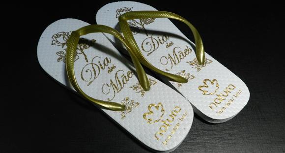 bef3b54410 10 Pares de sandálias personalizadas (33 ao 42) - Ofertas em Nacional - Os  Mosqueteiros