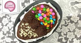 1 Ovo de colher 300g com 2 opções de recheio na Sweet Chocolates