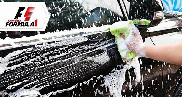 Lavagem Completa com Polimento no Lava Jato Fórmula 1!