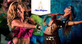 01 Mês de Dança do Ventre OU Zumba no Ateliê Bellydivas!