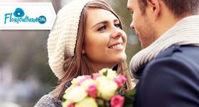Para seu Amor! 1 Arranjo de Flores (4 opções) na Floricultura 24h