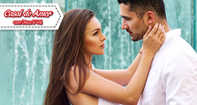 Maratona Especial de Namorados, com Casal do Amor & Márcia Leal