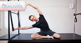 01 Mês de Pilates (2x por semana) + Massagem Relaxante