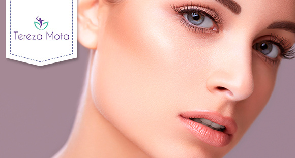 Limpeza de pele 3D, Peeling de Diamante e Drenagem Linfática Facial