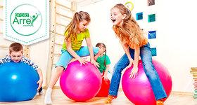 Mês de atividade física para crianças (2x semana) na Sport Arrey