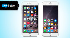 Display + Touch, com troca inclusa (iPhone 6) na Tech Point