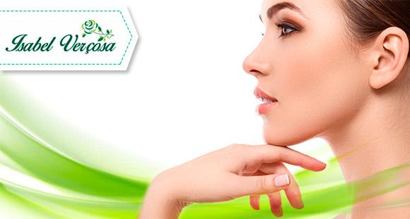Higienização,Esfoliação, Extração, Peeling de Diamante, Revitalização e FPS