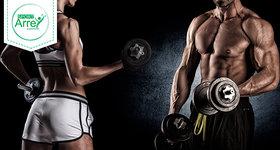 01 Mês de Musculação (todos os dias) na Sport Arrey Academia