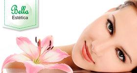 Limpeza de Pele, Peeling, Máscara Revitalizante e Massagem