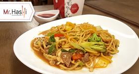 Gastronomia Mr. Hashi Lounge