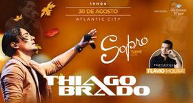 Ingressos Thiago Brado