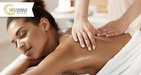 1 Sessão de Massagem Relaxante no SPA Sunny