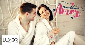 Pacote Romântico: Para celebrar o amor no Luxor Soft Hotel