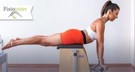 01 mês de Pilates (2x por semana / 1h de aula) na Fisiointer