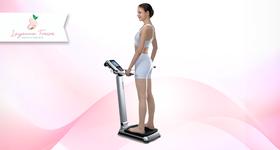 Exame de composição corporal por Bioimpedância - Inbody 270 com Layanna Freire