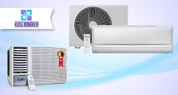 Limpeza preventiva de ar condicionado split ou caixa/janeleiro (7.000 a 18.000)