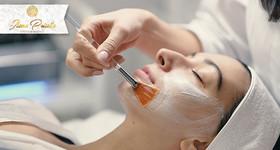Pacote de Rejuvenescimento Facial com Light Pulse, Drenagem e Ledterapia